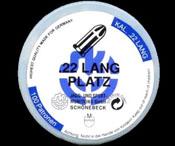 22LR Blanks, 100 Pack :: Blank Ammunition :: Movie Prop