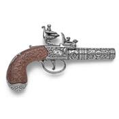 English 18th Century Replica Flintlock Pistol