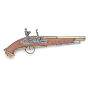 18th Century Replica Pirate Flintlock
