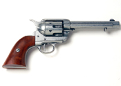 Western 1873 nonfiring replica Revolver, Grey