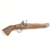 Austrian Blunderbuss Replica Antique Gray