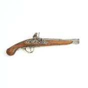 German 18th Century Flintlock Replica Pistol