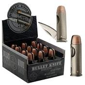 .44 Magnum Bullet Knife - 12 Pack