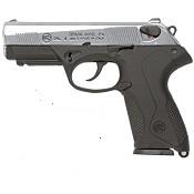 Beretta PX4 Storm 8MM Blank Firing Gun Nickel