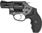 38 Snub Nose 2 Inch Revolver 9mm/380 Blank Firing Gun-Black