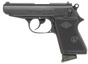 PPK Blank Firing Gun 8MM – Black