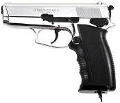 ARAS Compact BB Pistol-Chrome