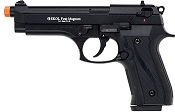 Front Firing V92F 9MMPA Blank Firing Gun Black