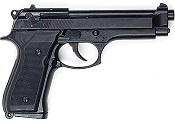M92 Bruni 9mmPA Blank Gun Black Finish