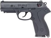 Beretta PX4 Storm 9MMPA Blank Firing Gun Black