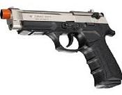 ZORAKI 918S Semi Auto 9MMPA Blank Gun Satin