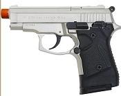 ZORAKI M914 Satin Semi Auto 9MMPA Blank Gun
