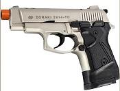 ZORAKI 2914 Satin Semi Auto 9MMPA Blank Gun