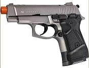 ZORAKI 2914 Titanium Semi Auto 9MMPA Blank Gun