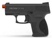 Retay P114 Front Firing 9MMPA Blank firing gun
