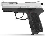 Retay RS20 Front Firing 9MMPA Blank firing gun Chrome