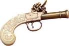 Ladies' Flintlock Pistol