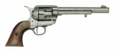 Cavalry Model 1873 Peacemaker Gray Finish