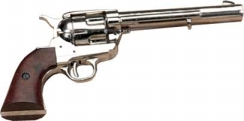 Cavalry Model 1873 Peacemaker Nickel Finish